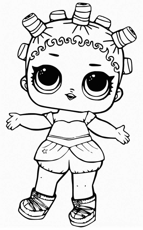 LOL Doll Design