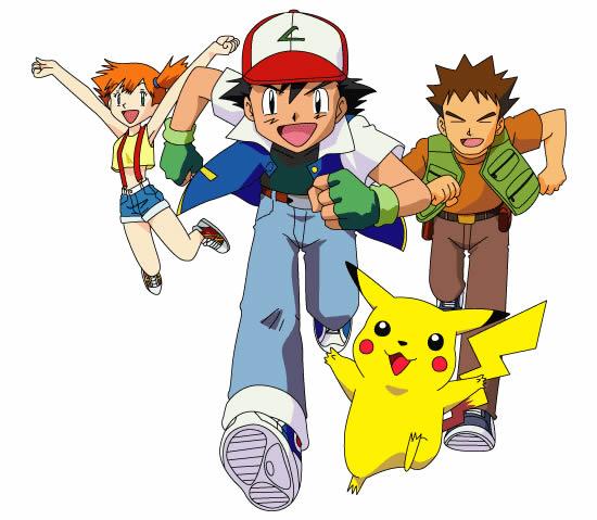 Ash and Pikachu Drawing - Pokémon