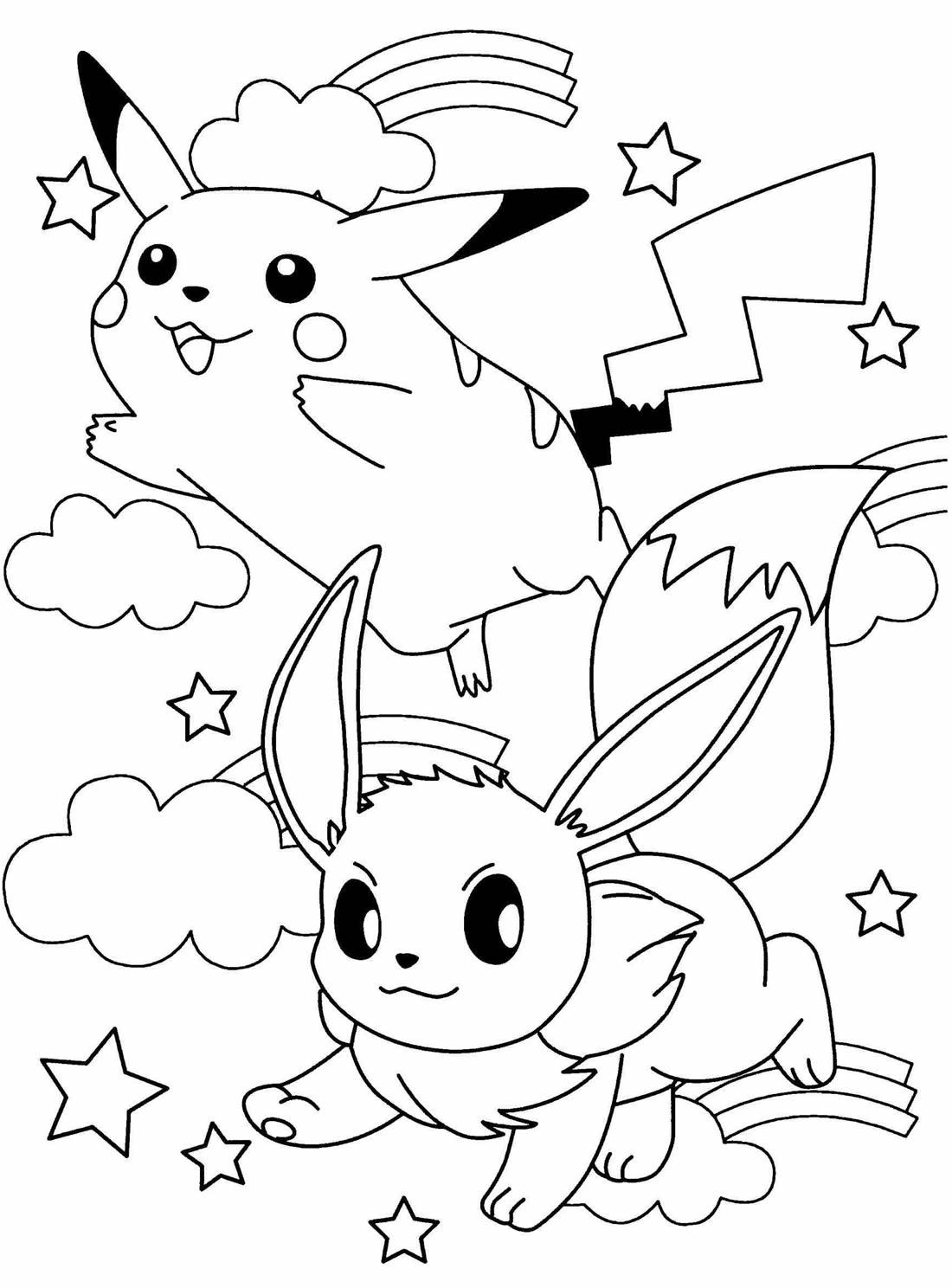 Pokemon Drawing