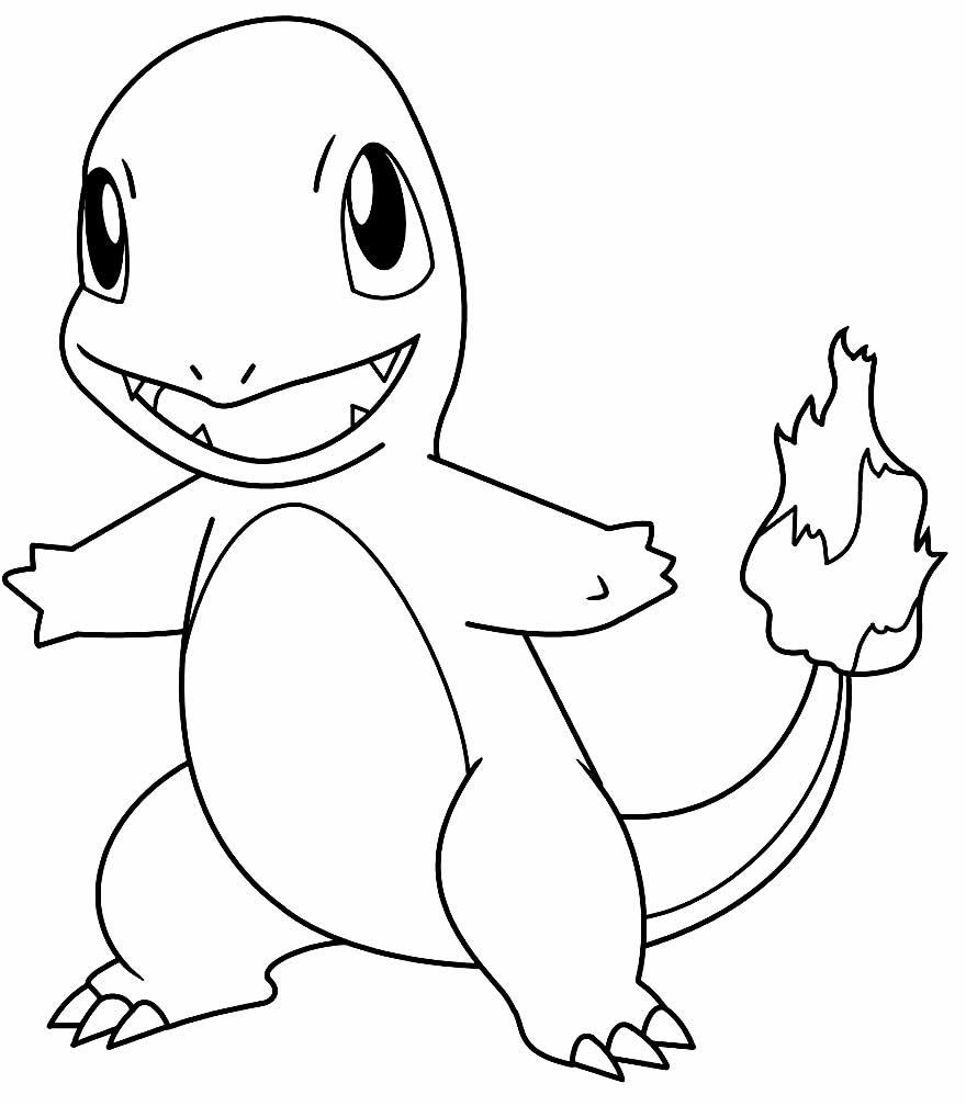 Pokemon to paint