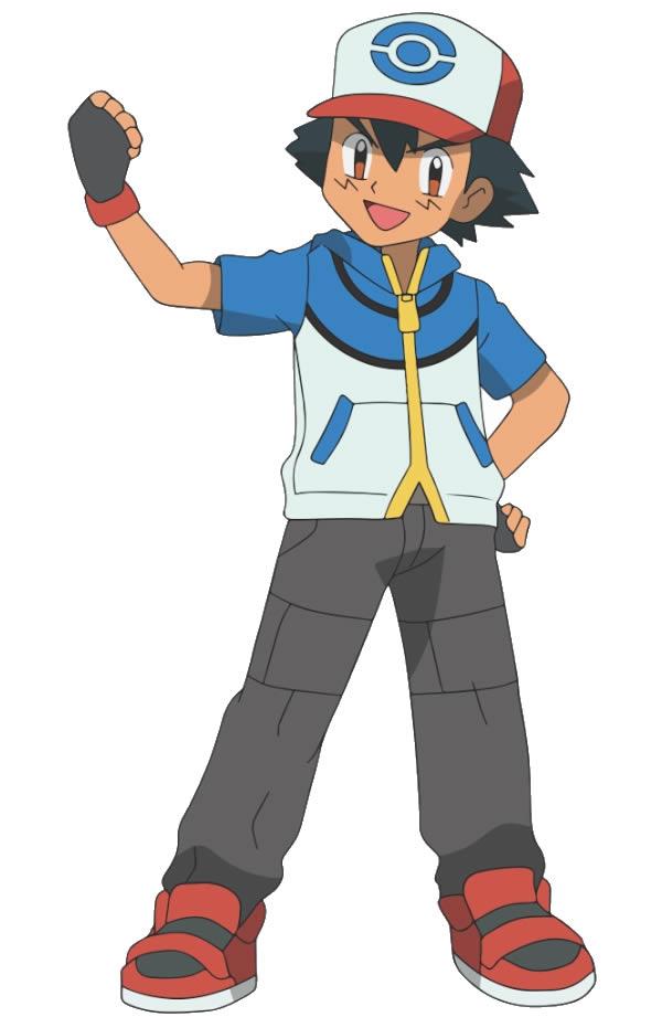 Ash's Drawing