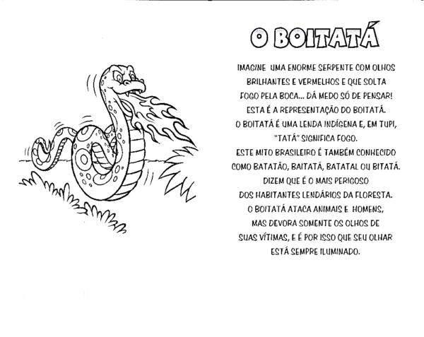 Boitata activity to print free