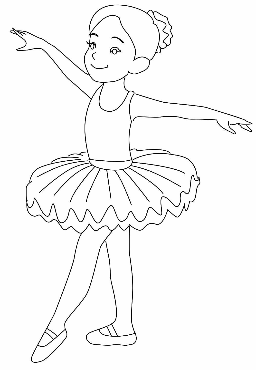 Ballerina Drawing
