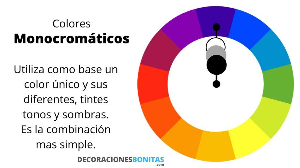 monochrome colors