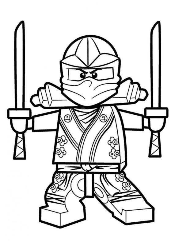 Ninjago Lloyd Lego
