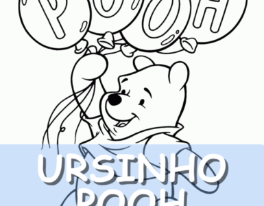 30 TEDDY POOH coloring pages for free【2021】