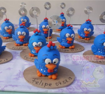 Gift Ideas Pintadinha Chicken