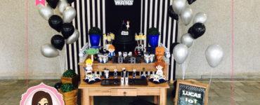 Star Wars Party Decor Ideas