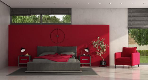 red decoration