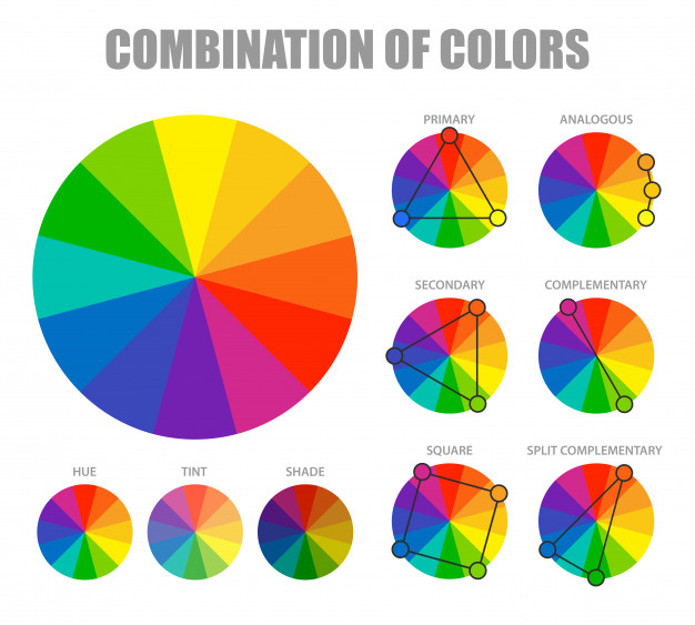 colors to decorate