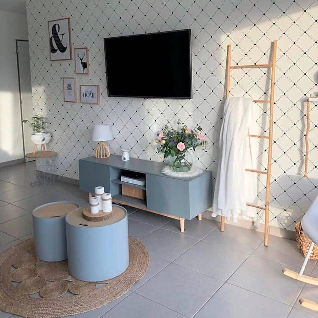ceramic floor for interiors