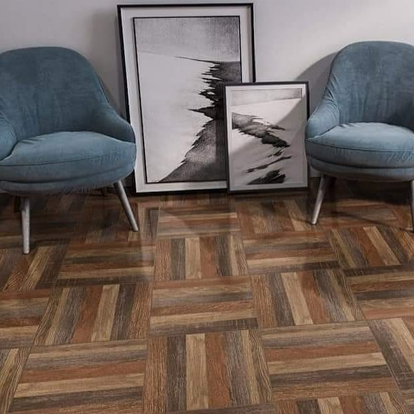 ceramic floors with design