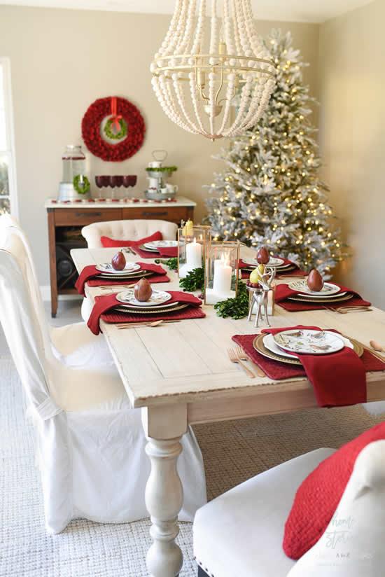 Stylish decoration for Christmas