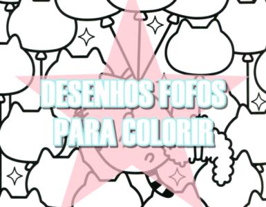 50【CUTE COLORING DESIGNS】– Print Free