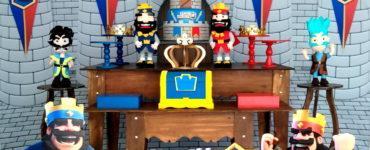 Decoration Ideas for Clash Royale Party
