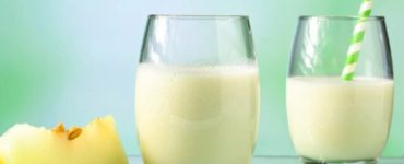 how to make melon seed milk