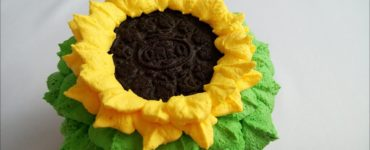 Sweets and Snacks Ideas for the Sunflower Party