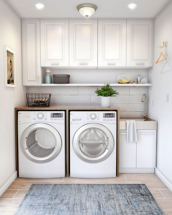 small laundries