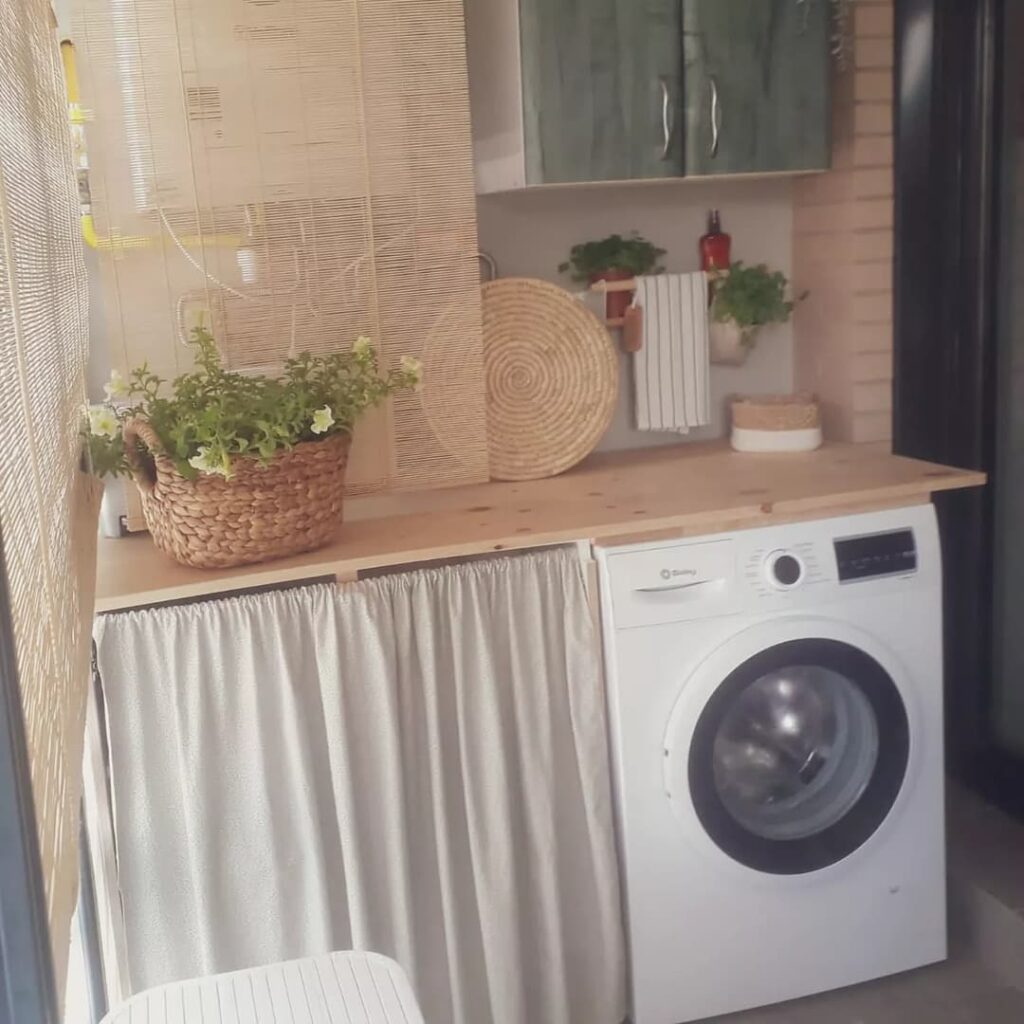 rustic washing centers