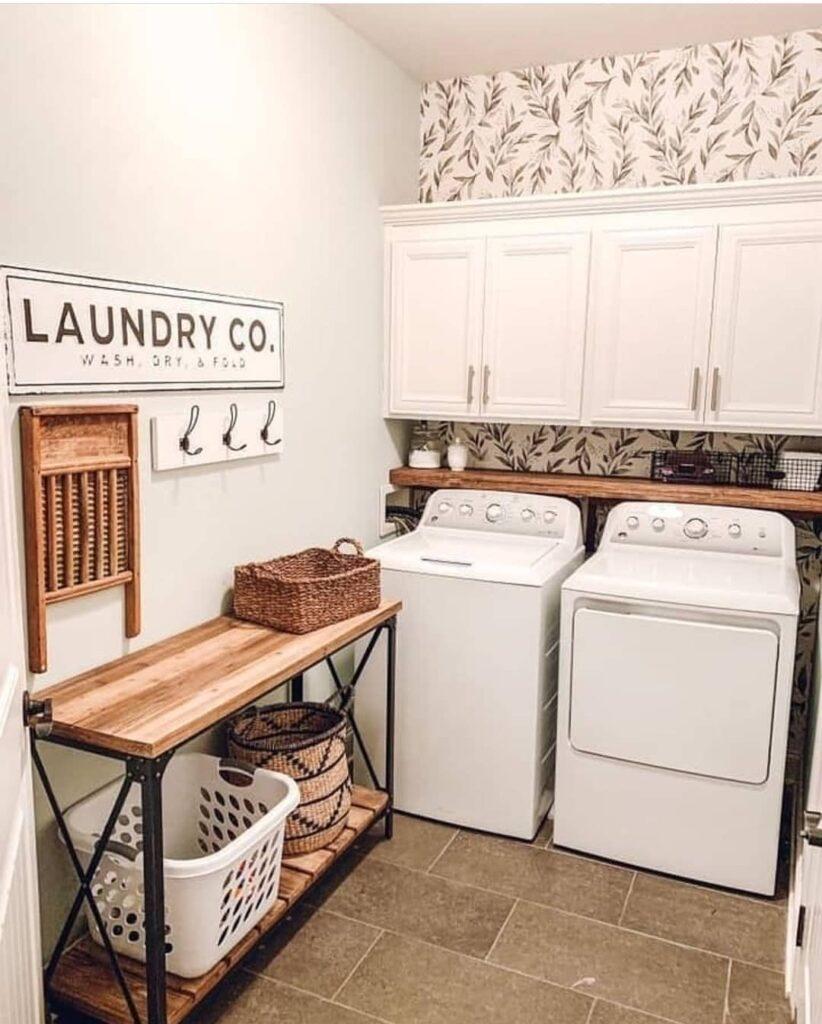 laundry center ideas