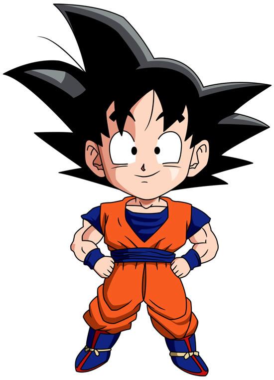 Goku mold
