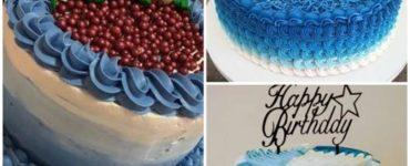 1630724193 Blue Decorated Cake Ideas