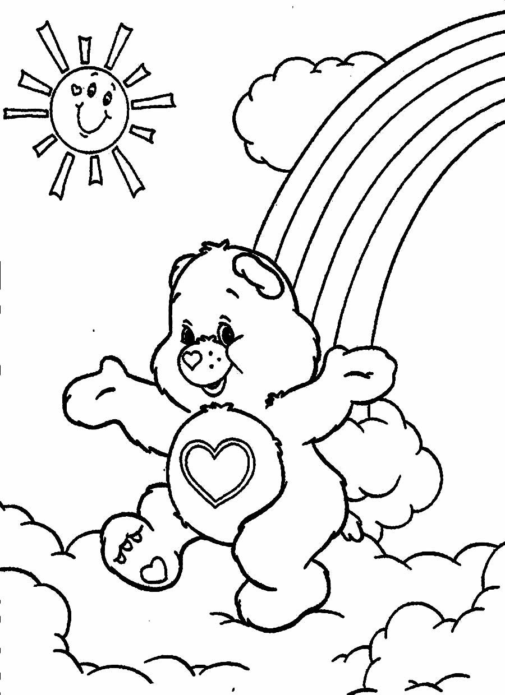 Care Bears Drawing