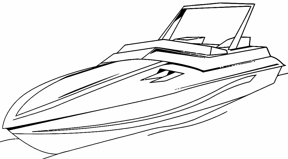 Boat boat to paint