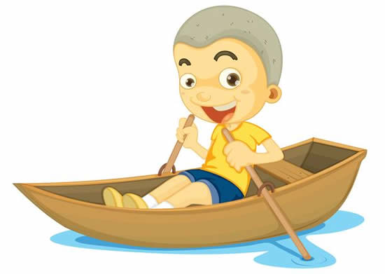 Fun Boat Template