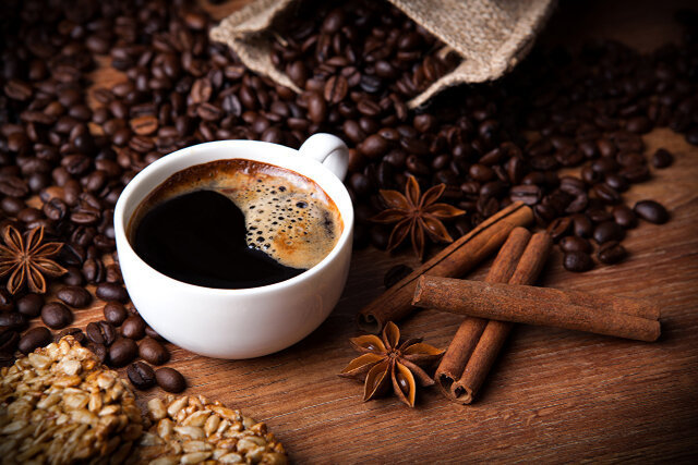 how to make star anise coffee