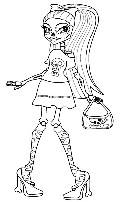 Monster High Model